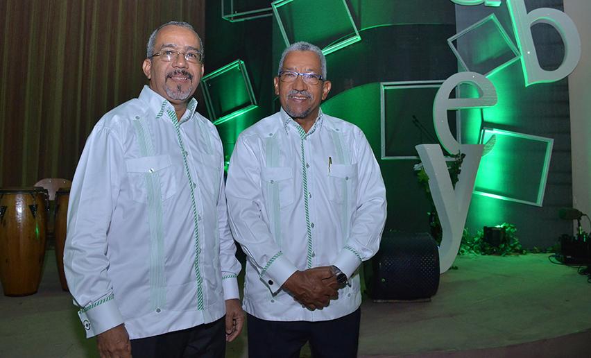 Cesar Rodriguez y Ricardo Garcia.