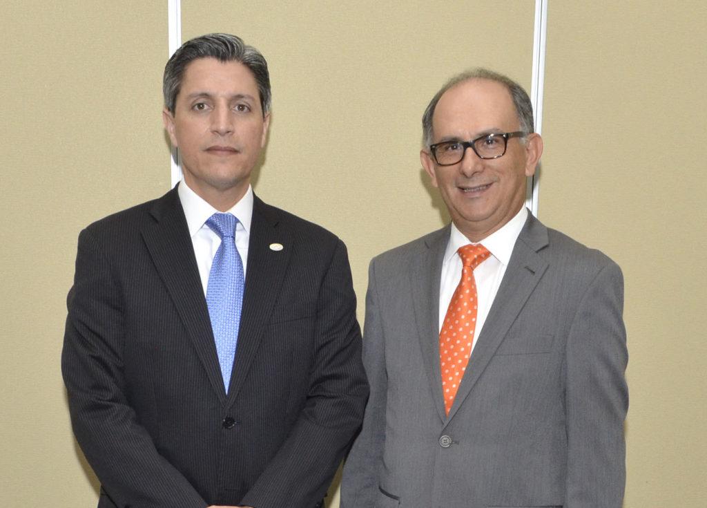 Henry Sahdalá y Rubén Sánchez