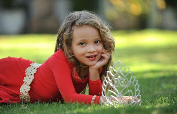 Nuevo concurso de belleza infantil