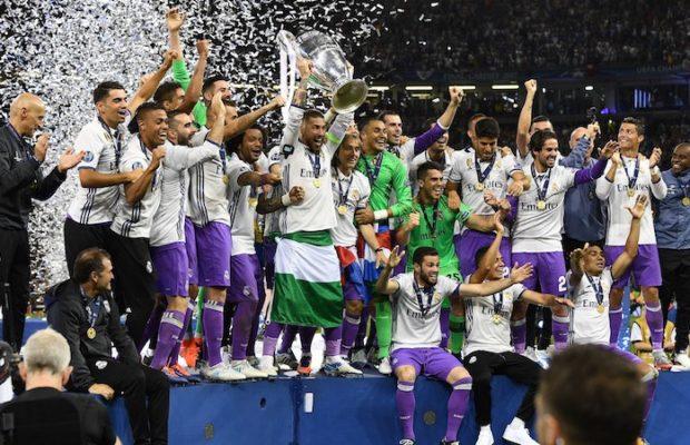 ¿Cuál es el 11 ideal de la Champions League 2017?