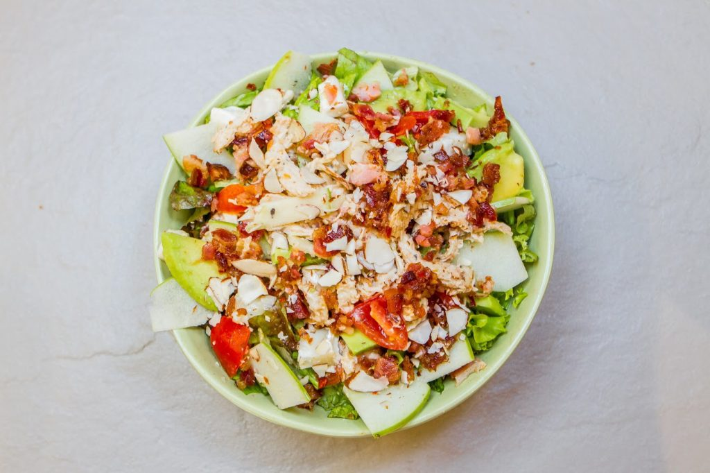 Chickapple Salad