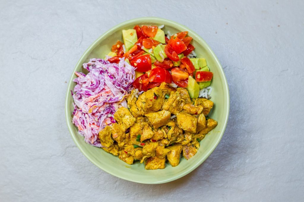 Curry Me Up Bowl