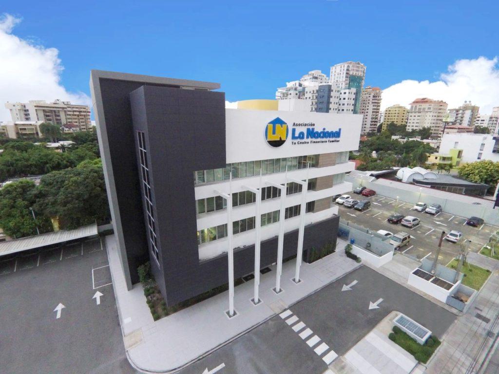 Edificio Principal La Nacional