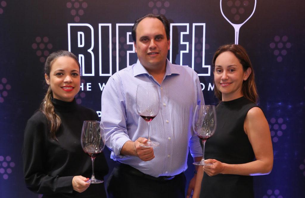 Michelle Menéndez, Christian K. Valldejuli y Carolina Otero