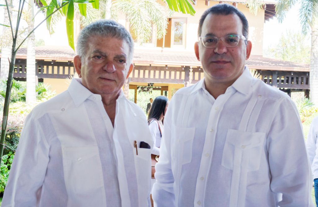 Abrahan Selman y Brahim Selman.