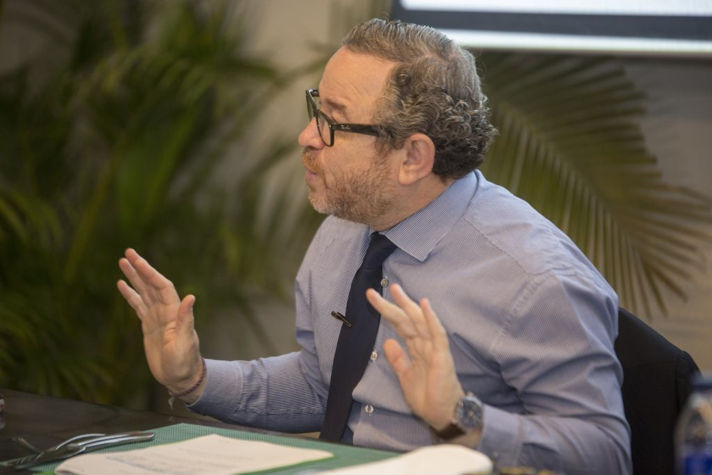 Guarocuya Félix Gerente Gral de BANDEX 3