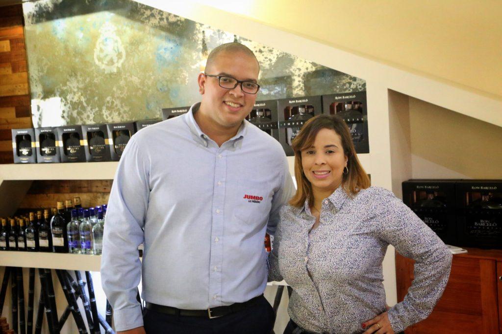 Ramón Castillo Y Laura Mena