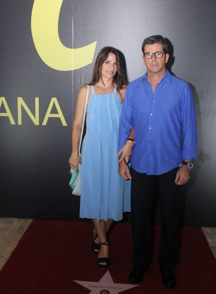 D. Leandra Lopez y Milton Franco