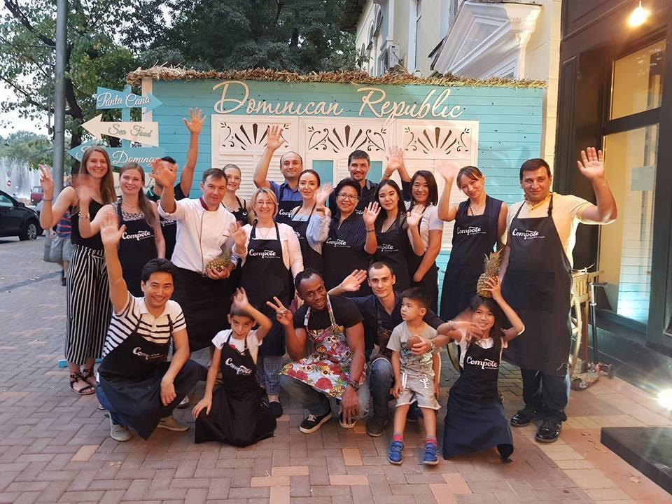 Ministerio de Turismo RD celebra serie de máster class de gastronomía en Almaty, Kazakhstan