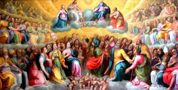 Hoy es el Día de Todos los Santos