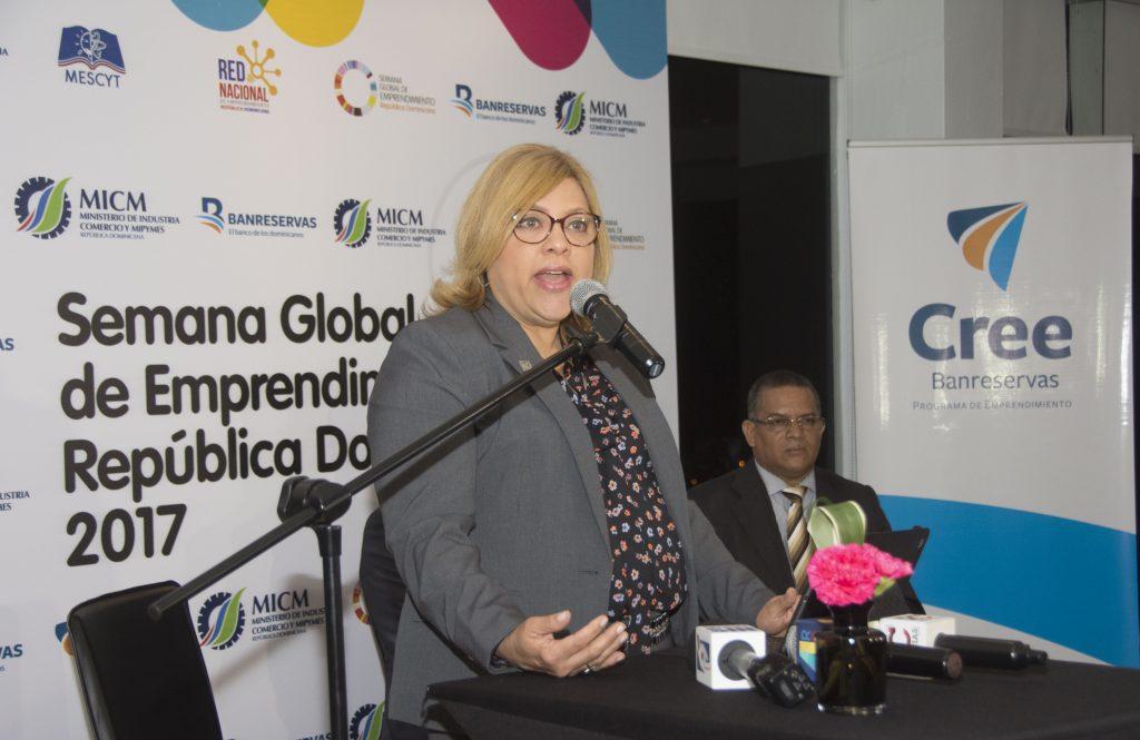 Juliannie Guerrero, directora de Sostenibilidad y Responsabilidad Social Corporativa de Banreservas.