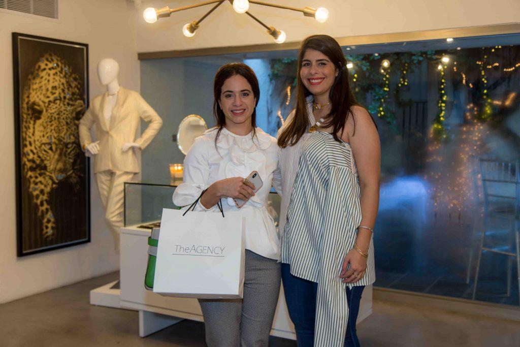 Alis Custodio y Giovanna Vásquez