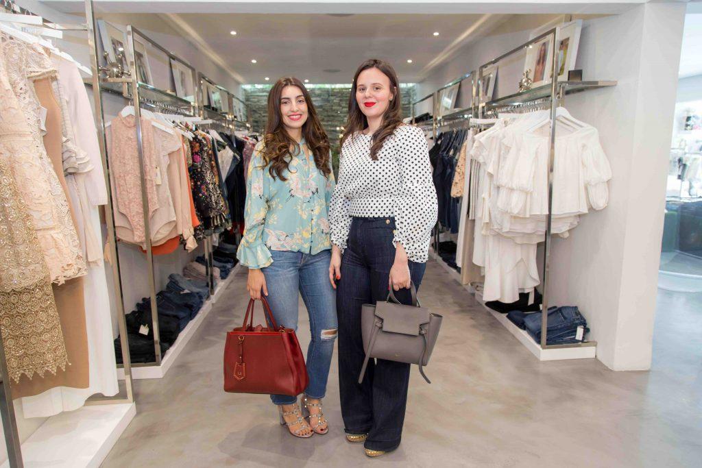 Laura Subero y Lorena Jiménez