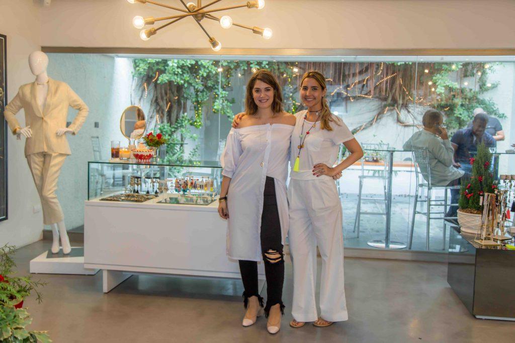 María Conchita Árcala y Lia Castillo