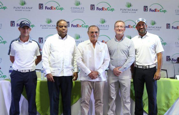 Arranca PGA Tour de golf en la República Dominicana
