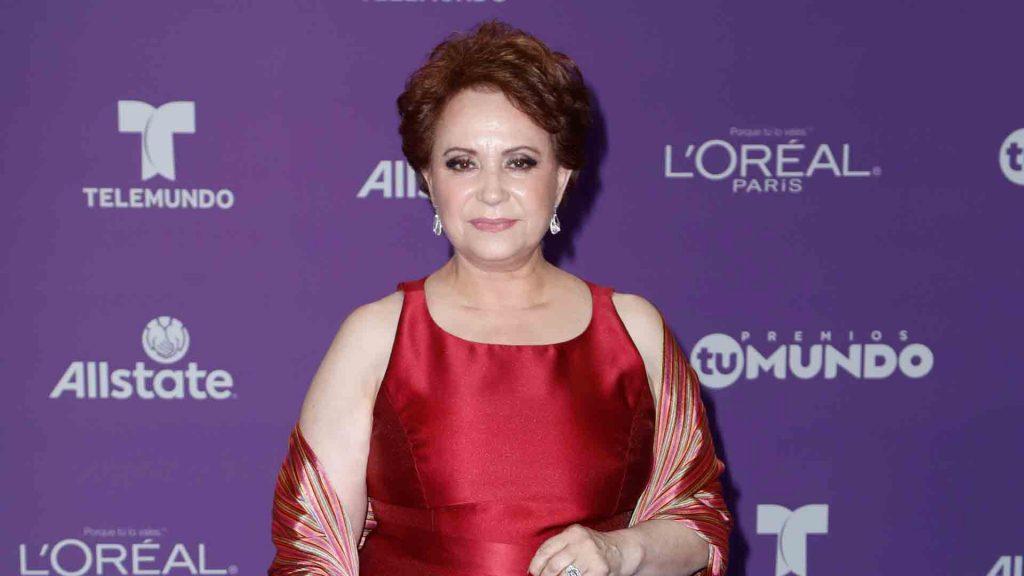 Adriana Barraza, la maestra