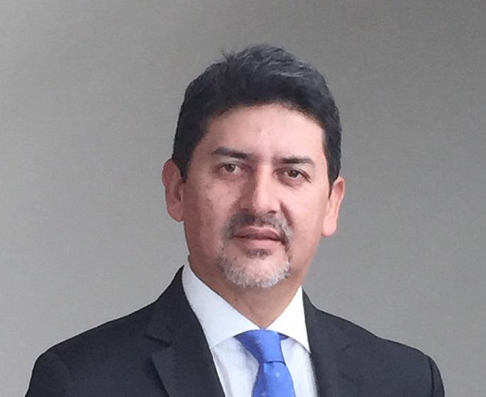 Arvey Benavides, gerente Hotel Crowne Plaza Santo Domingo.
