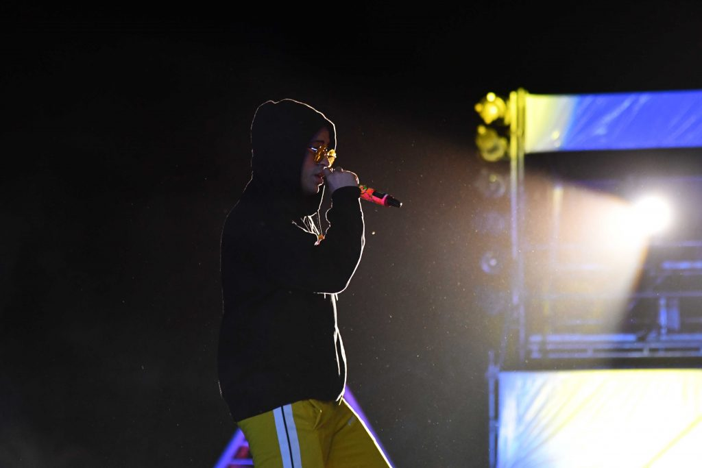 Bad Bunny en Isle Of Light 2018