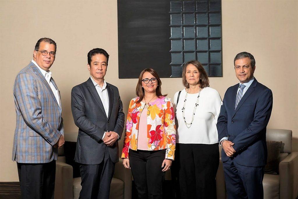 Dr Jose Ramirez, Dr. Tomoaki Kato, Dra. Ana Estevez, Dra. Tamara Frankenberg, Dr. Philippe Garcia