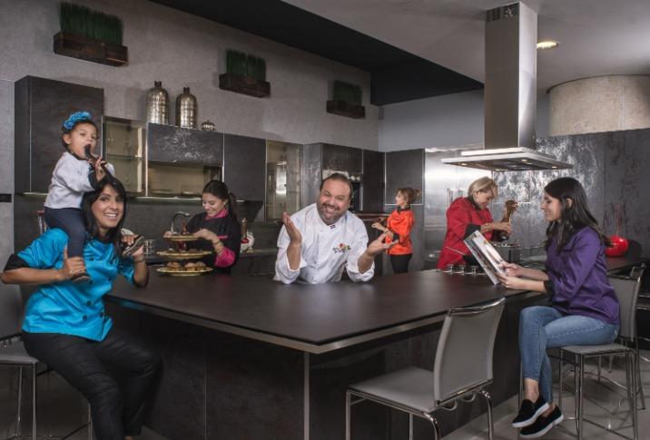 De Oruga a Mariposa un taller de cocina inspirado en el poder femenino junto al chef Leandro Díaz