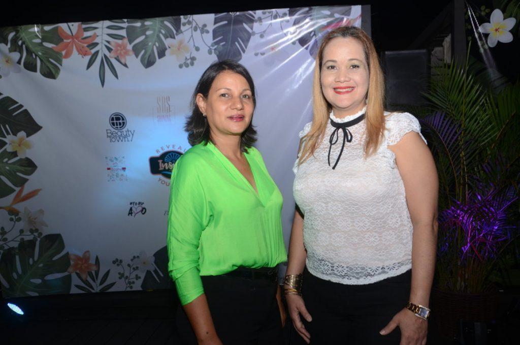 Antonia Ricardo y Sheila Ciprián