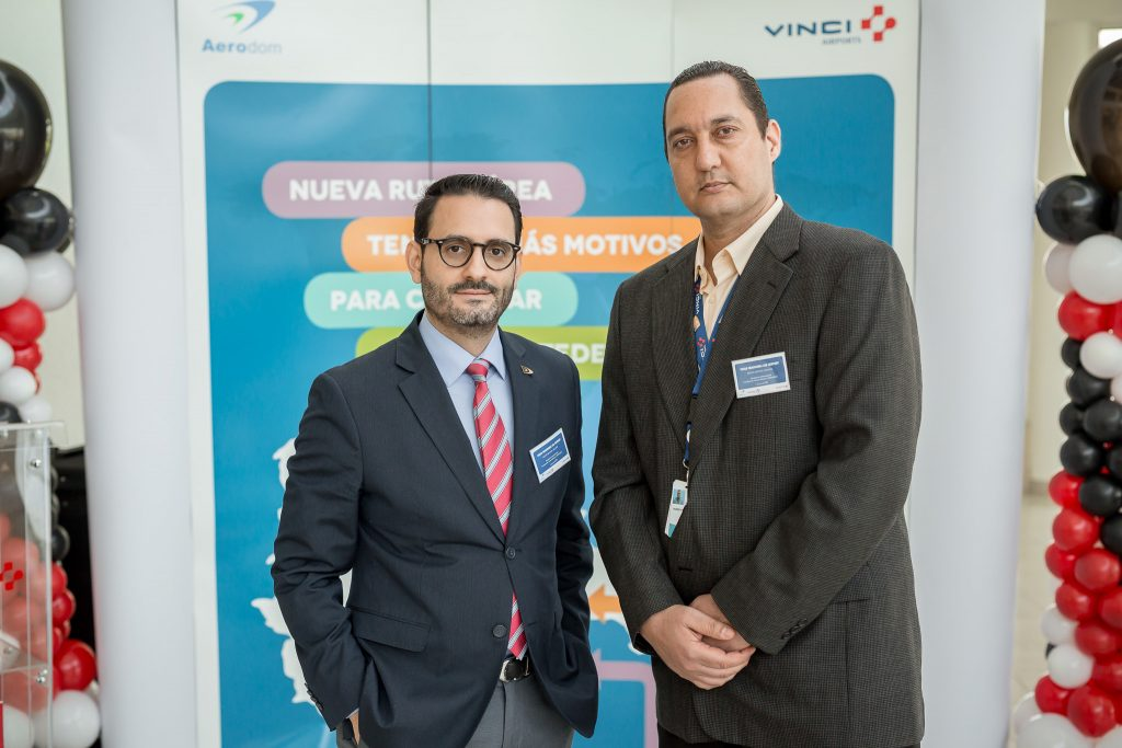 Carlos Núñez y Hugo Villanueva.