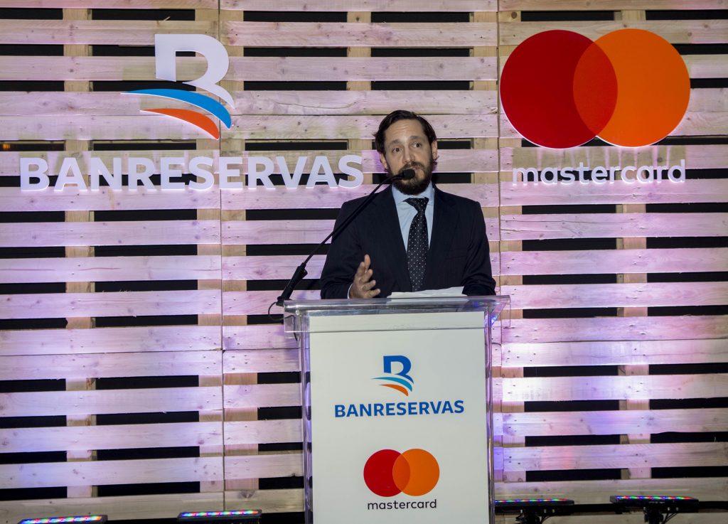 Mateo Lleras, gerente de Ventas y Desarrollo de Productos Comerciales para el Caribe de Mastercard