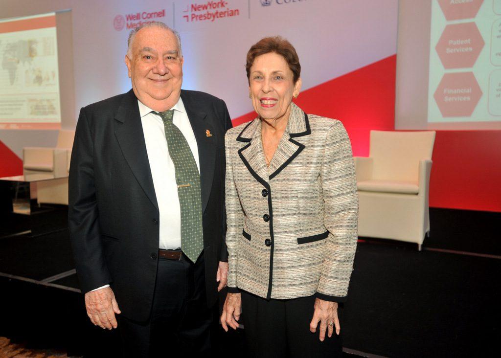 Armando Armenteros y Carmen de Armenteros