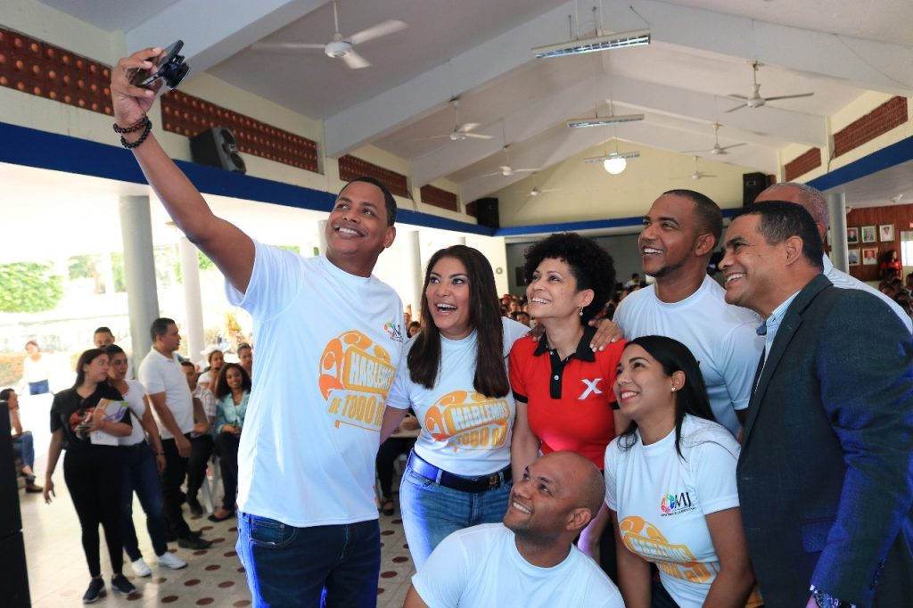 El programa es realizado por el Ministerio de la Juventud