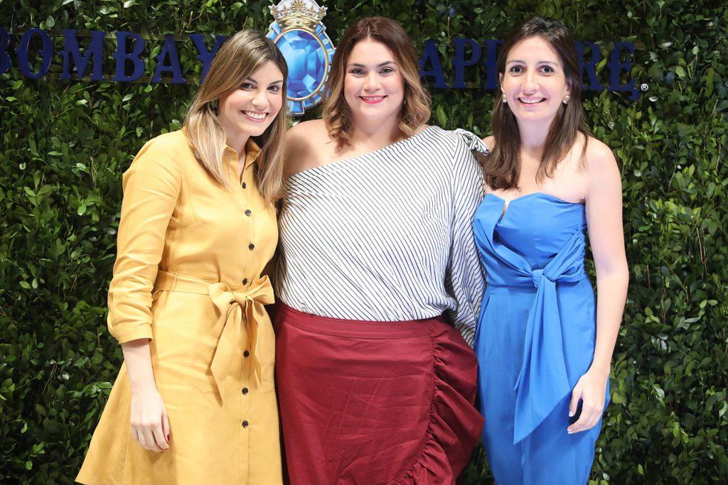 3. Claudia Cueli, Sarah García y María Victoria Espaillat