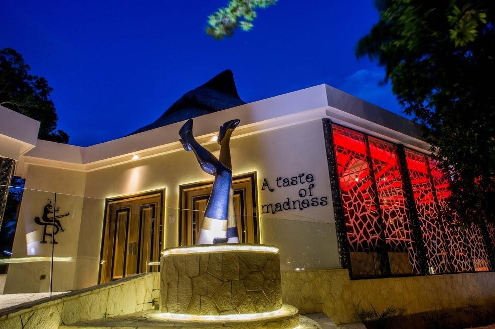 Rauxa Show, un indispensable de Riviera Maya