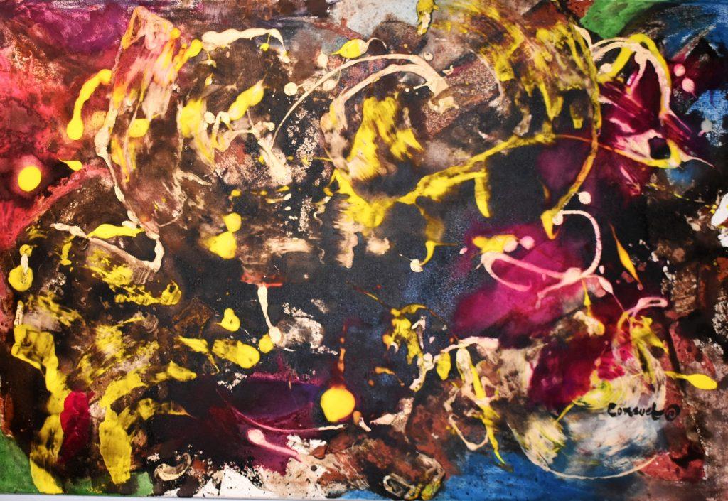 Catarsis, una retrospectiva pictórica de Consuelo Majluta