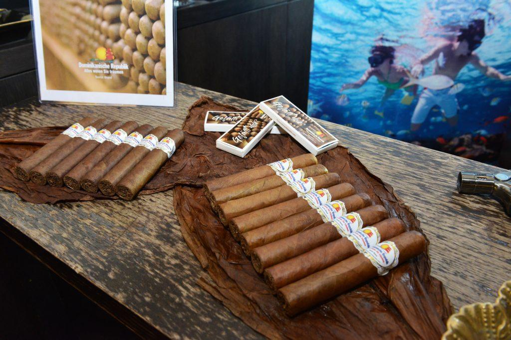Festival Gastronómico y Noche de Cigarros dominicanos