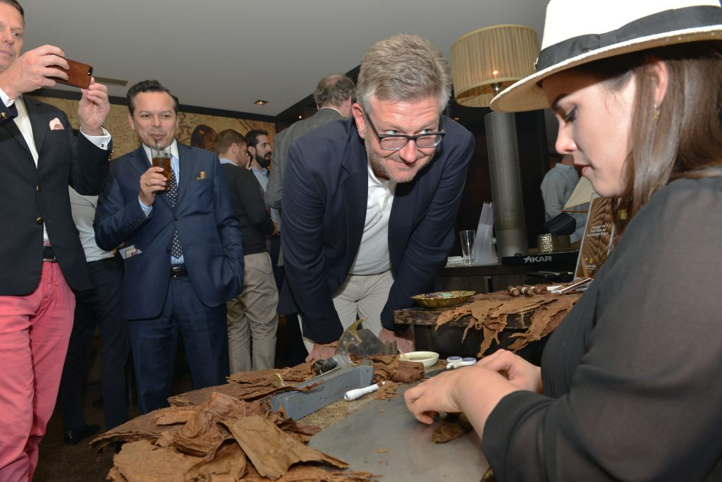 Festival Gastronómico y Noche de Cigarros dominicanos, por primera vez en Suiza.