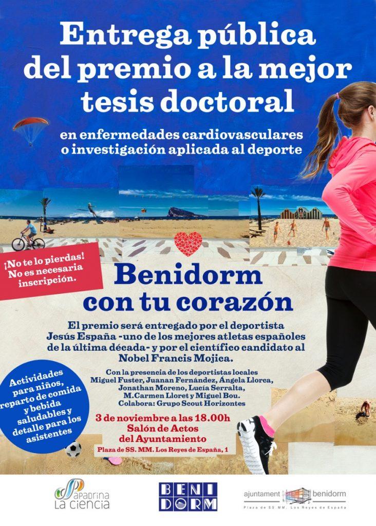 Poster entrega CASTELLANO
