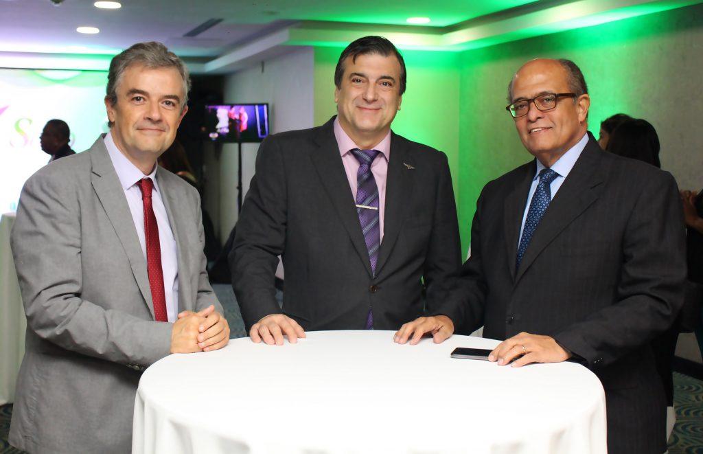 Joaquín Pérez Peña, Fernando Moreno y José Silie Ruiz