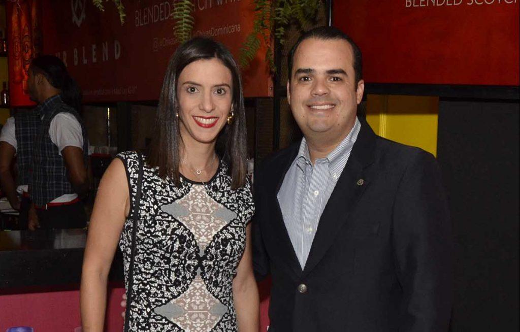 Laura de Montero y José Montero