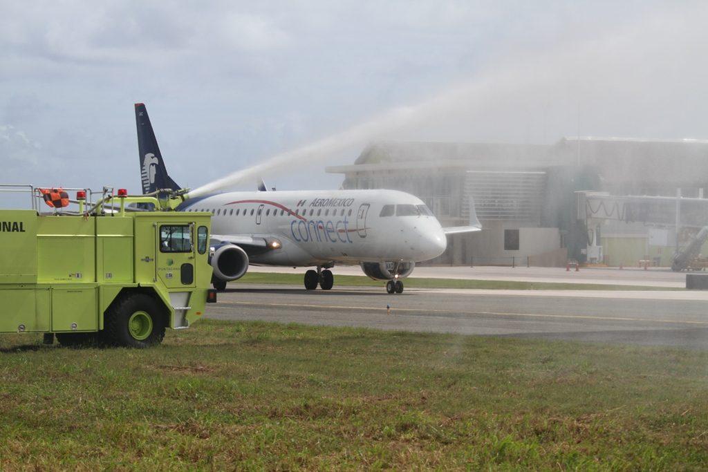 Viva México! Aeroméxico inician vuelos desde Punta Cana..