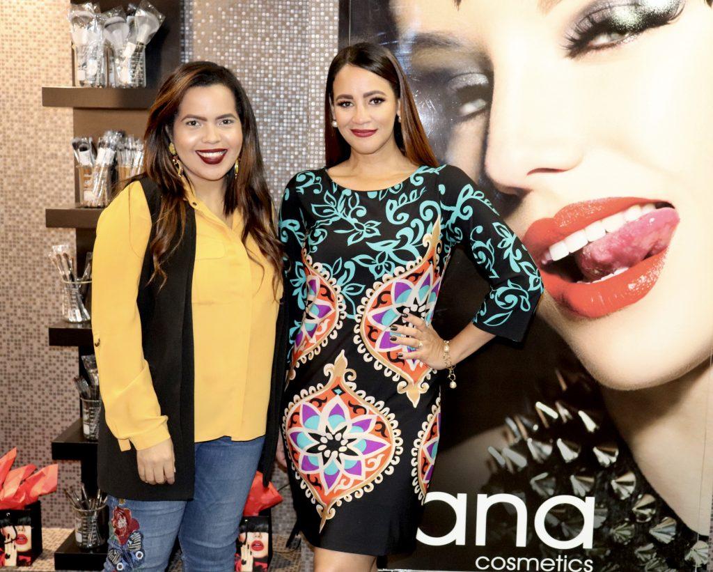 Mariel Araujo y Wanda Sánchez