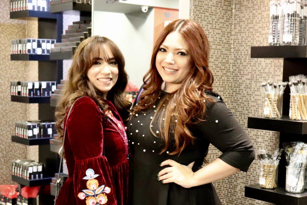 Tahnee y Paola Pelliccion