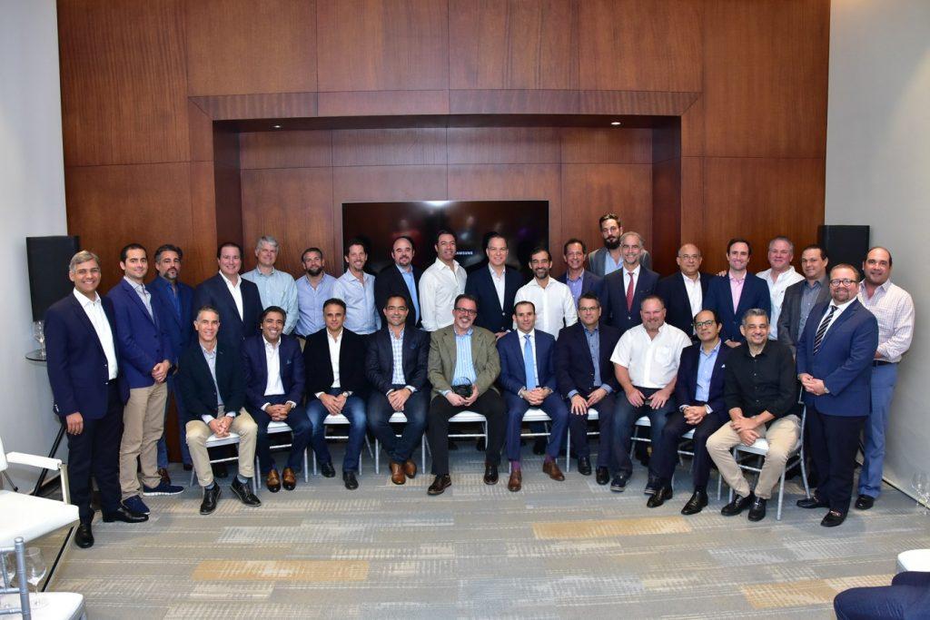 Miembros de Entrepreneurs' Organization (EO)