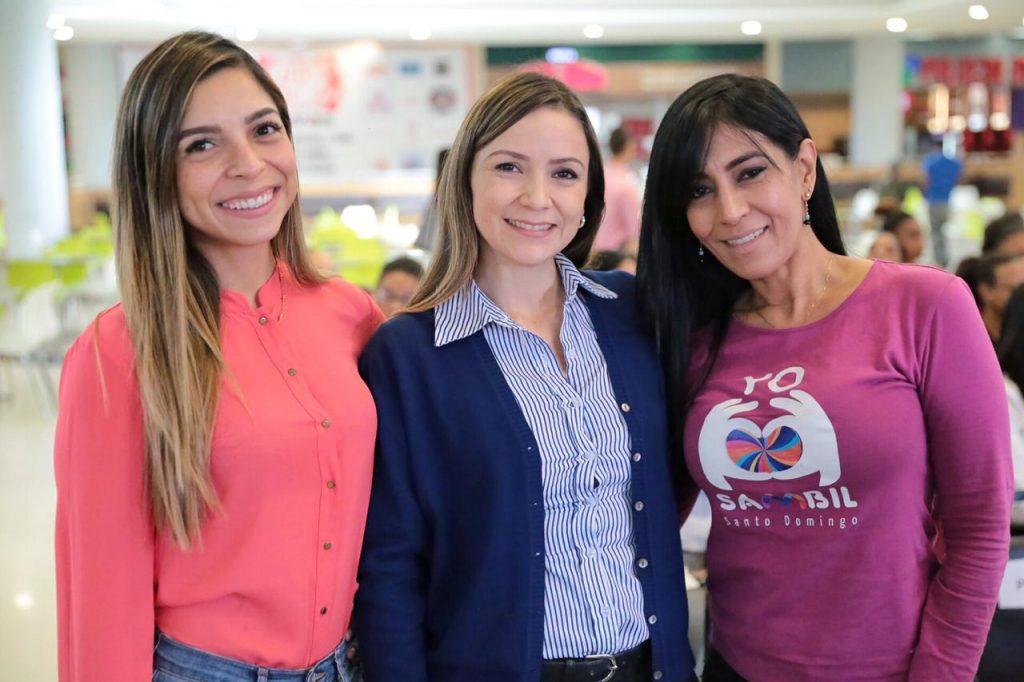 Vanessa Farias-Joana Cepeda-Wilianny Snachez