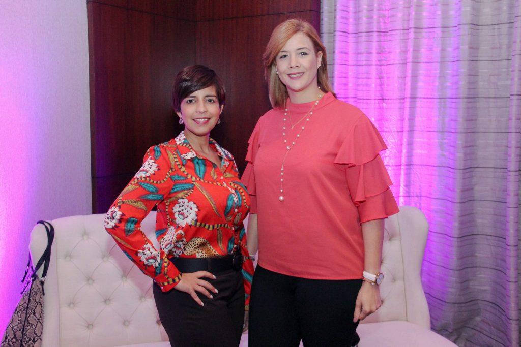 – Zoe Garcia y Elinor Rodriguez