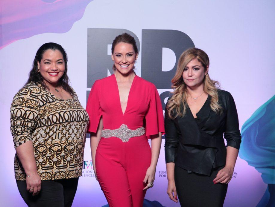 Laricsa Bello, Magnolia Kasse y Rosa Grullón