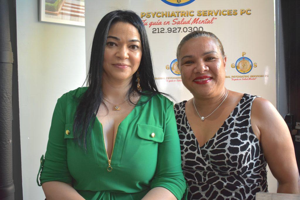 Marimar Ramírez y Gisela Tejada