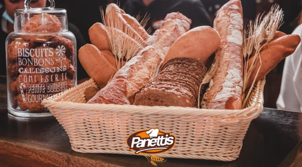 Panettis es productos de calidad.