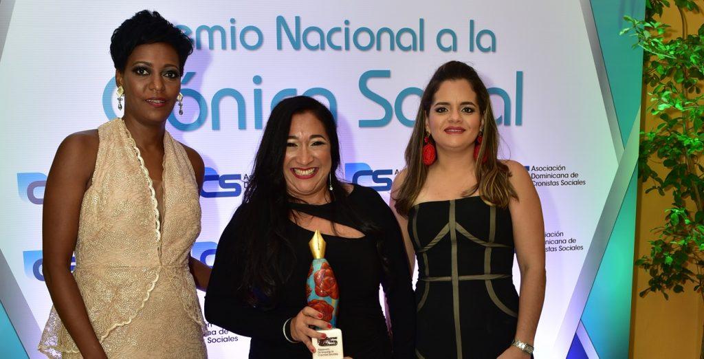 Yubelkis Mejia, Susana Veras Natacha Quiterio