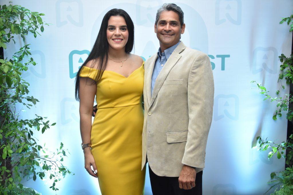 Escarlet y Ricardo Cabrera