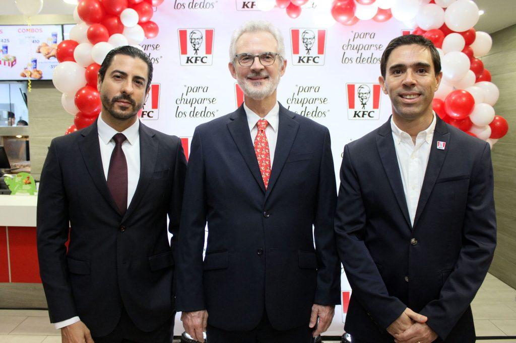 Javier Casasnovas, Jaime Montealegre, Pablo Girard