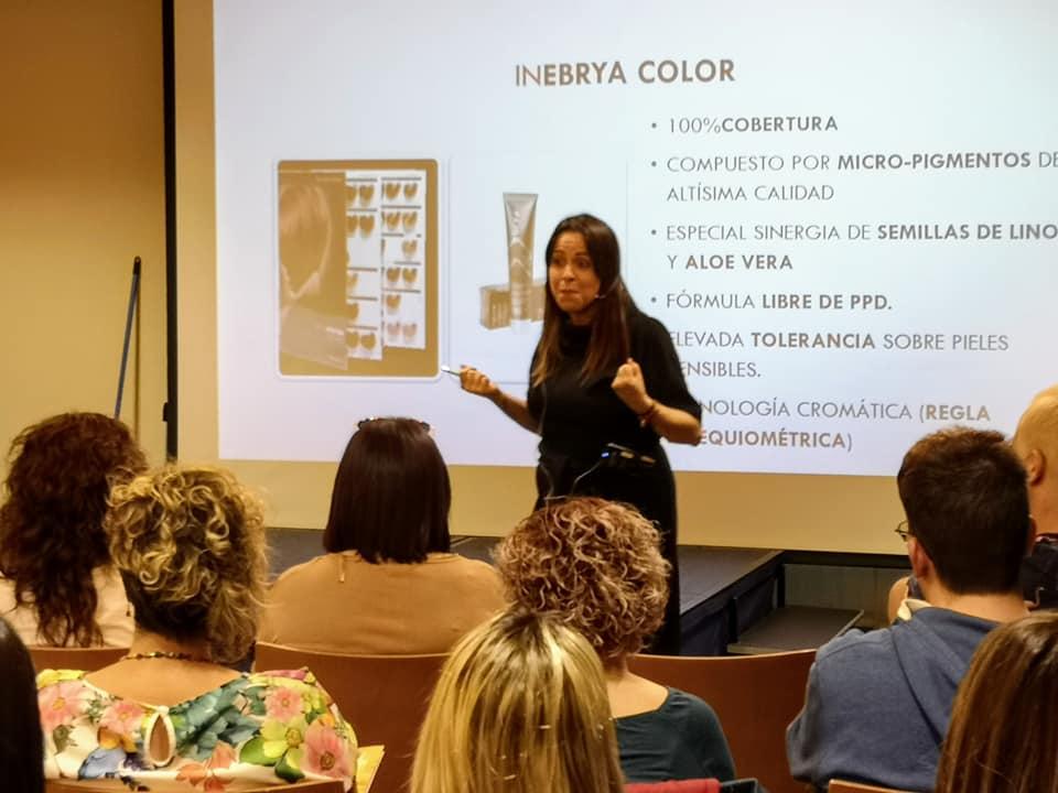 Laura Guerrero, embajadora de la marca en España y Portugal.